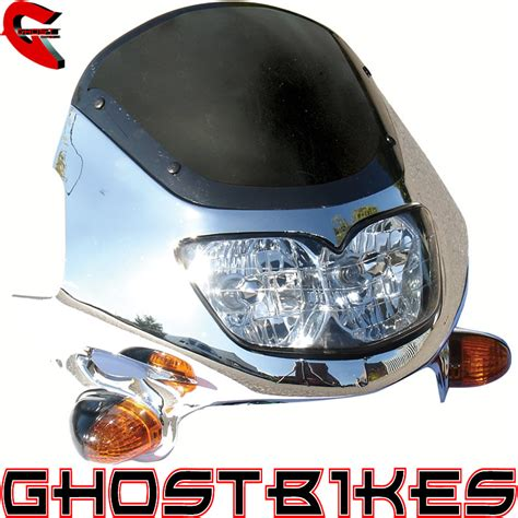 Motorrad Verkleidung Universal by Bike It Raptor 2 Universal Motorcycle Streetfight Fairing