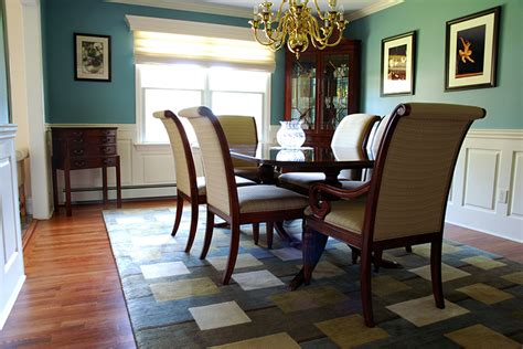 Wainscoting Dining Room Ideas | custom wainscoting dining room pictures great ideas