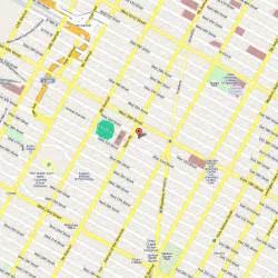 New York Pennsylvania Map by Pennsylvania Station New York City Simple English Star