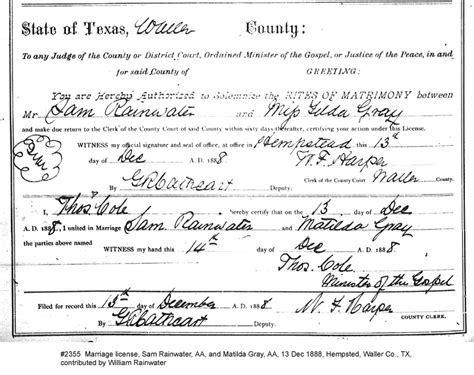 Travis County Marriage Records Obtain Marriage Licenses Free Programs Utilities And