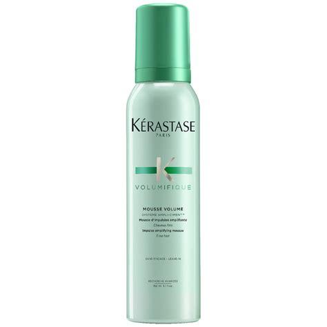 Sale Kerastase Mousse Densimorphose 150ml K 233 Rastase Resistance Volumifique Mousse 150ml Free