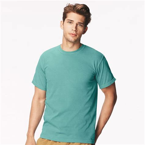 comfort color comfort colors c1717 ringspun garment dyed t shirt