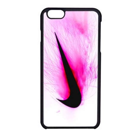 Iphone 6 6s Nike Logo Hardcase nike logo pink white iphone 6 from free