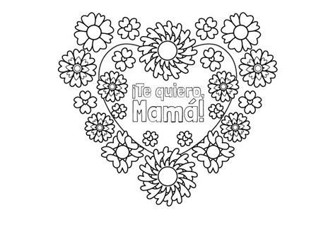 rosa con forma de coraz 243 n para colorear dibujo de corazn y rosas para nios dibujos de nios