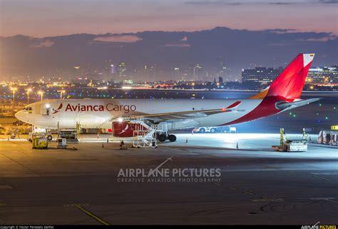 Avianca Cargo Airbus A330 200f n332qt avianca cargo airbus a330 200f at miami intl