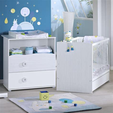 chambre bebe sauthon chambre b 233 b 233 duo nino lit commode de sauthon meubles sur