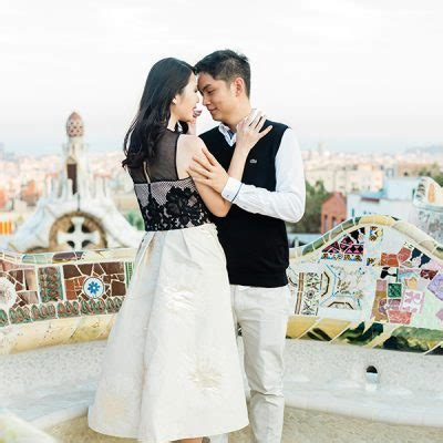 Wedding Photographer Barcelona   Destination Film Photographer