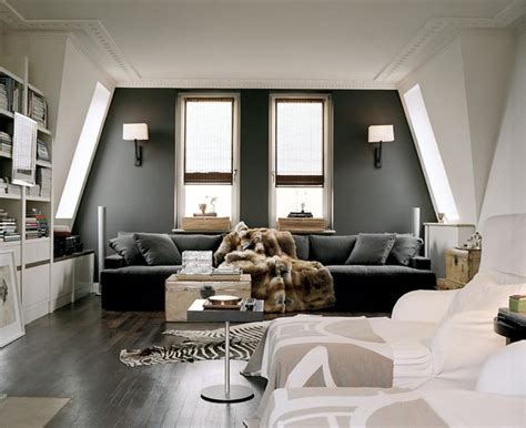 Living Room With Grey by Why You Must Absolutely Paint Your Walls Gray Freshome