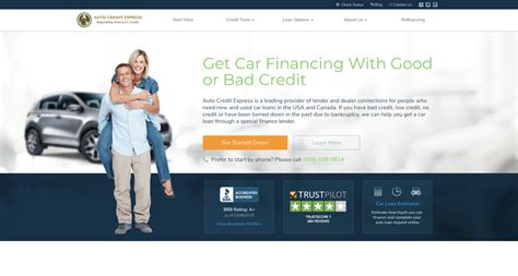 Auto Credit by Auto Credit Express New Car Release Information