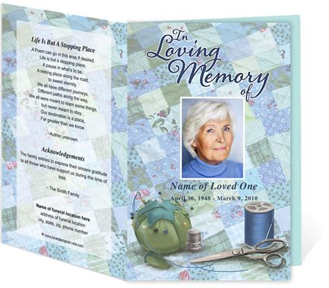 Memorial Card Template Publisher by 17 Best Images About Creative Memorials With Funeral