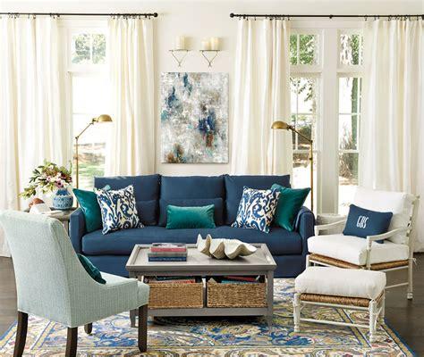 Blue Sofa Living Room Design Design 101 Why It Works Provident Home Design