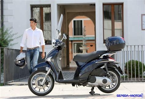 Modifikasi Vespa Liberty by Info Sepeda Motor Spesifikasi Aksesoris Dan Modifikasi
