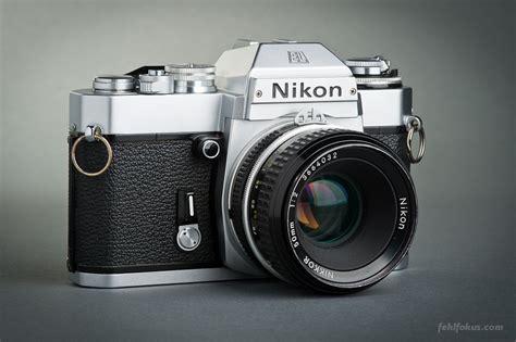 Kamera Vintage Nikon kamera nikon el2 objektiv nikkor 50 mm f 2 0 nikon classic cameras kamera