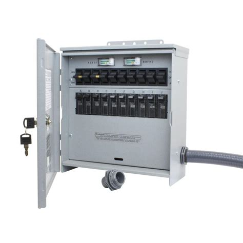 120 240 transfer switches kits power distribution