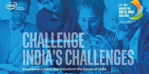 In The Intel Challenge 2 by Intel Chions Innovation Through Its Challenge