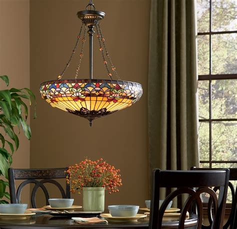 pendant dining room lighting vintage dining room lighting ideas wih vintage bronze pendant light decolover net