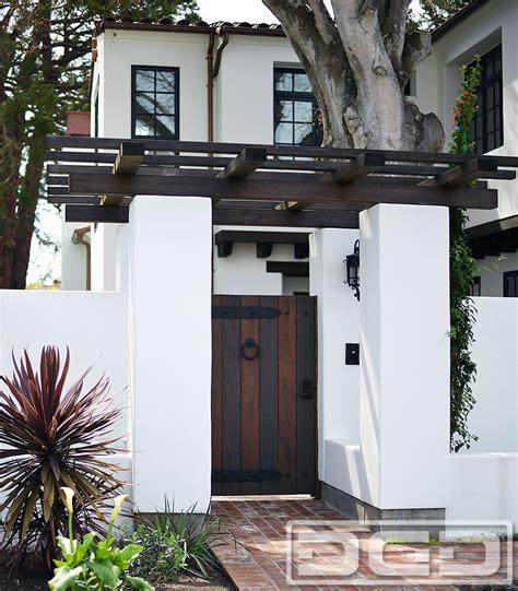 spanish style garage dynamic garage door projects