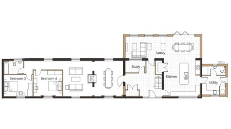 Warwickshire Kitchen Design by Barn Conversion Planning Application Drawings Project