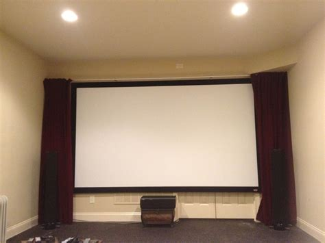 home theater drapes home theater curtain display our customer photos