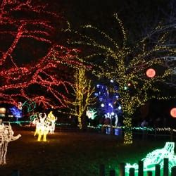 The Top List Of Popular Festivals Nearby Zoo Lights Address
