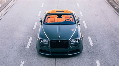 widebody rolls a widebody kit on a rolls royce it shouldn t work and