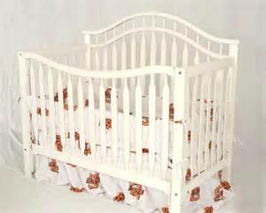 Baby Cribs Okc Oklahoma State Crib Bedding White Background