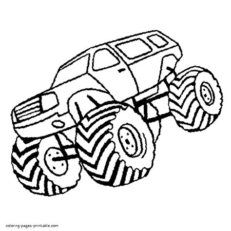 crayola free coloring pages cars trucks other vehicles free truck coloring pages