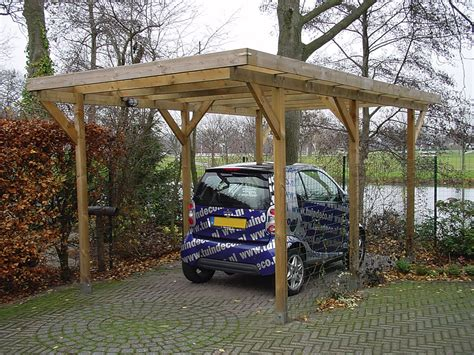 Freestanding Carport Single Lean To Or Freestanding Timber Carport