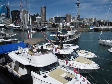 boat show viaduct archived auckland on water boat show heart of the city