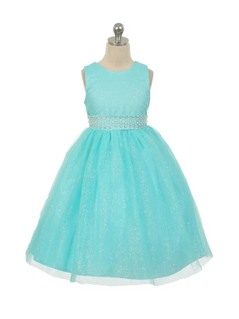 L 1031 Royal Flower Dress rk 1031aq dress style 1031 sparkly tulle dress