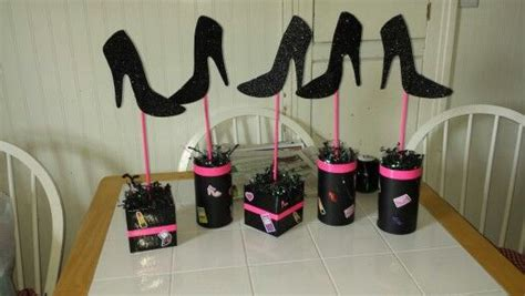 Fashion Show Decorations by Fashion Show Centerpieces Themed Fashion Show Ideas Pintere