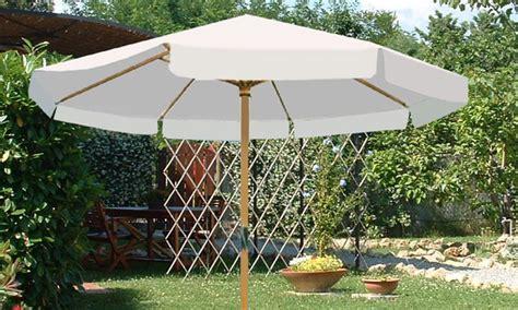 vendita ombrelloni da giardino ombrelloni da giardino groupon goods