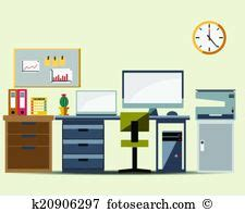 home office clipart   cliparts  images  clipground