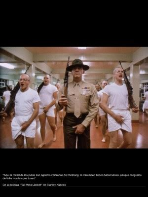pinned by miguel angel pou full metal jacket funny quotes quotesgram