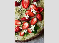 Vegan matcha strawberry tart - Lazy Cat Kitchen Raw Cashews Calories 1 Cup