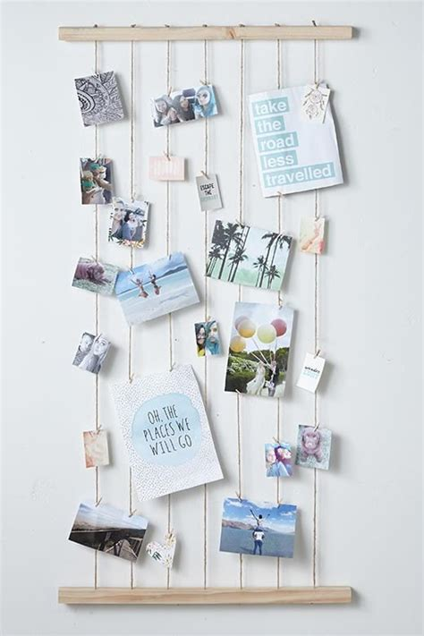how to hang your pictures coach house art m 225 s de 25 ideas fant 225 sticas sobre colgar fotos en