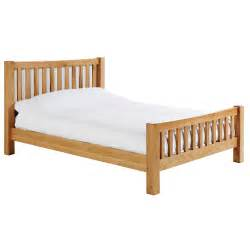 hardwood bed frame hover to zoom