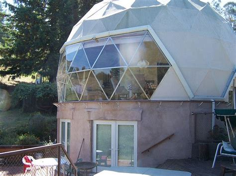 geodesic dome house geodesic dome home geodesic dome pinterest