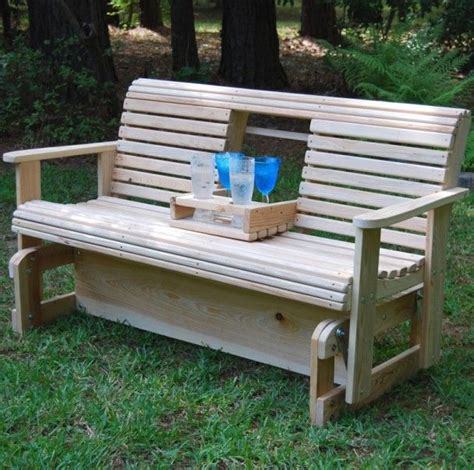 Wood Patio Glider Plans