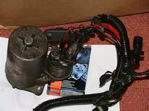 Fiat Punto Starting Problems Technical Starter Motor Instillation Problems The Fiat