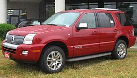 electric and cars manual 2008 mercury mountaineer electronic valve timing mercury mountaineer wikipedia