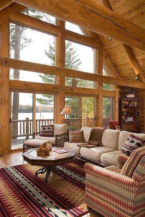 Log Home Design Tips | log cabin decorating ideas decor around the world