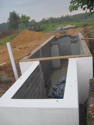 building a bunker in your backyard top prefabricated and diy root and food cellars or