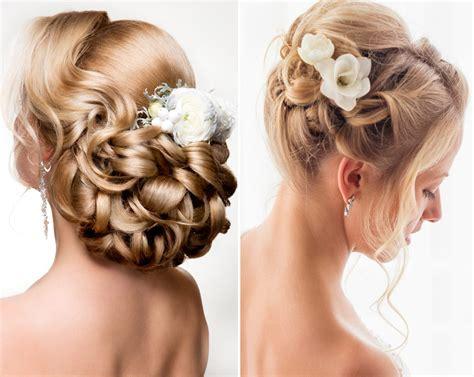 acconciatura sposa fiori acconciature sposa capelli raccolti foto e look piu belli