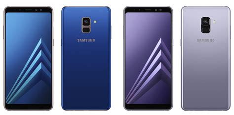 samsung releases galaxy a8 and a8 2018 devices