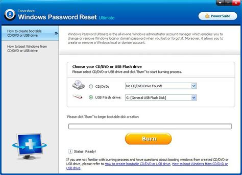 windows password reset on usb how to reset windows 8 password