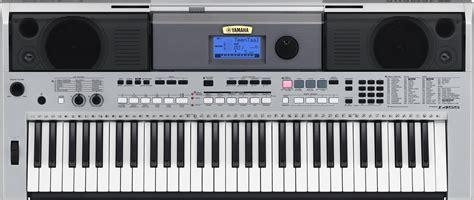 Keyboard Yamaha Psr S650 Bekas store only voice in psr keyboard memory bank