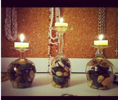 Candles And Glass Holders 17 Wine Glass Candles And Holders You Can Diy Guide Patterns