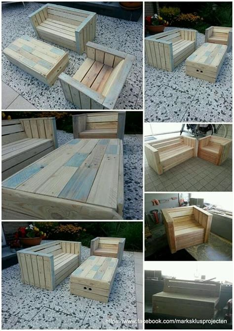 how to make patio furniture out of pallets things to make out of pallets pallet ideas recycled