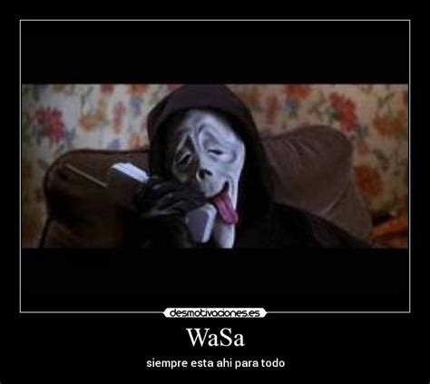 Scream Wazzup Meme - scary movie memes